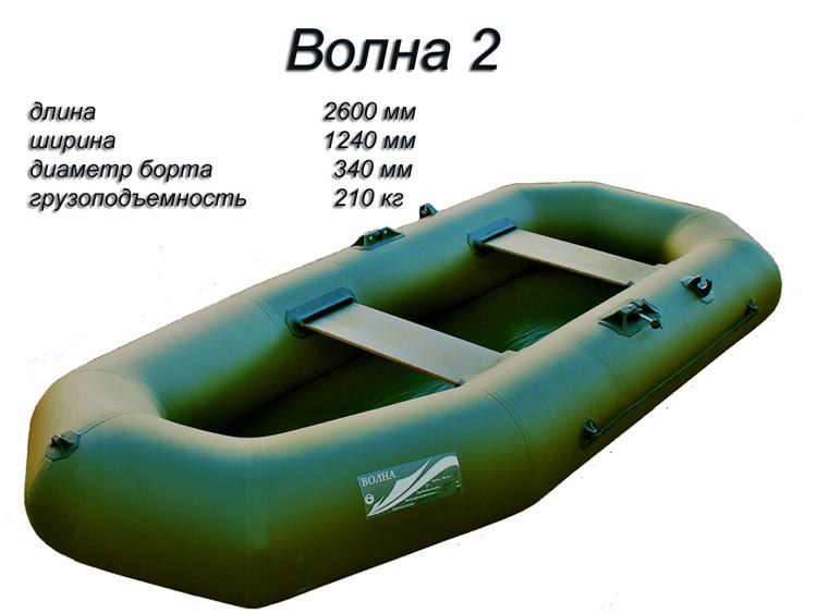 лодка надувная пвх волна цена
